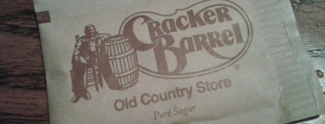 Cracker Barrel Old Country Store is one of Lugares favoritos de Jessica.