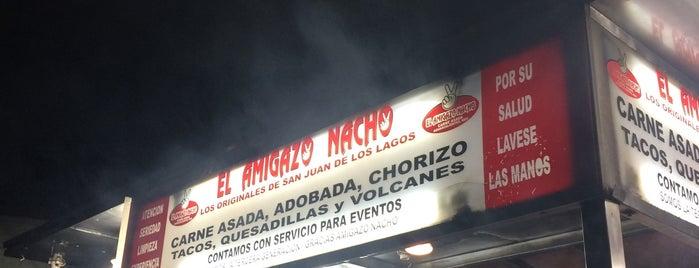 Tacos El Amigazo Nacho is one of Tacos hidrocálidos (Aguascalientes Taco tour).