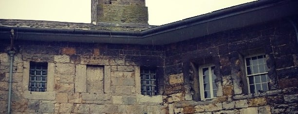 Beaumaris Gaol is one of Paranormal Sights.