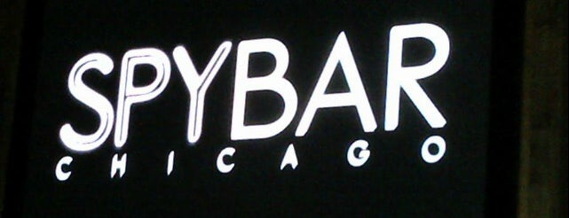 Spybar is one of Chicago bars.