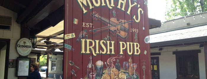 Murphy's Irish Pub is one of Locals Only (Sonoma).