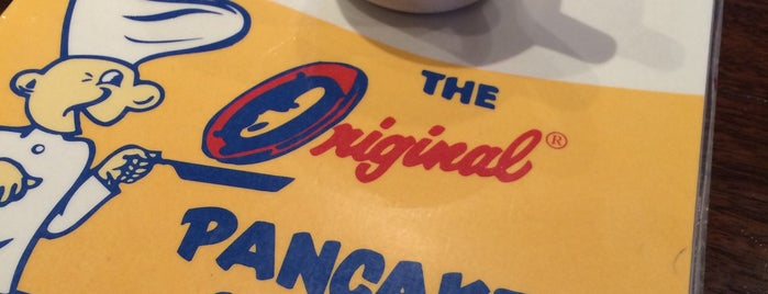 The Original Pancake House is one of Posti che sono piaciuti a Vera.