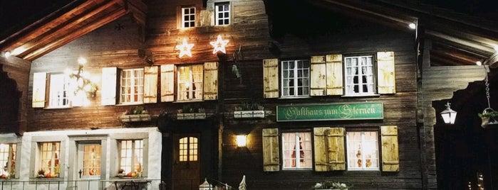 Restaurant Sternen is one of Orte, die Andreas gefallen.