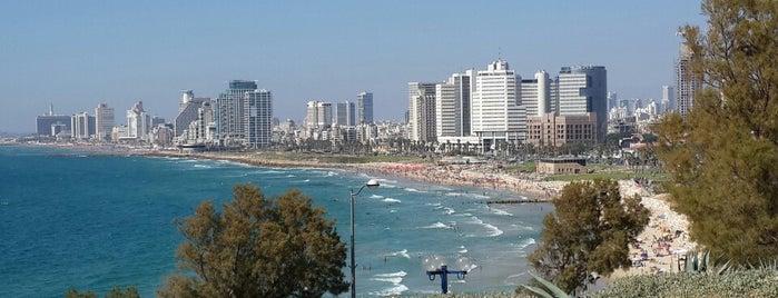 Old Jaffa is one of Summer in Tel-Aviv.