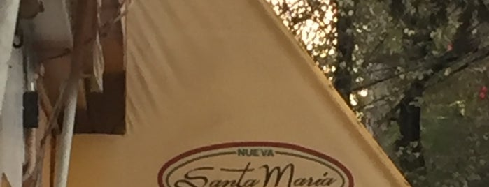 Tamales Nueva Santa Maria is one of Alineさんの保存済みスポット.