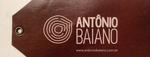 Antônio Baiano is one of Top 10 favorites places in Sao Paulo, Brazil.