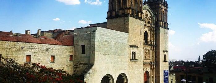 Templo de Santo Domingo de Guzmán is one of Oaxaca.