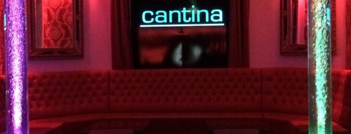 Cantina is one of Lieux qui ont plu à Esra.