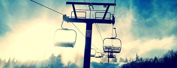 Park City Mountain Resort is one of ski bumming.