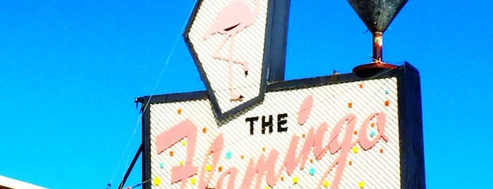 Flamingo is one of Northern CALIFORNIA: Vintage Signs.