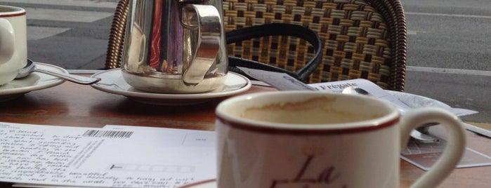La Frégate is one of Lieux qui ont plu à Sole.
