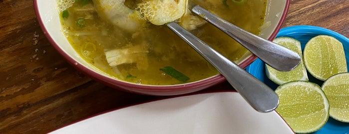 Soto Ambengan Cak Di is one of Jkt Simple Art of Eating.