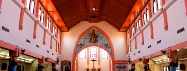 Gereja Katolik Kristus Raja is one of Characteristic of Surabaya.
