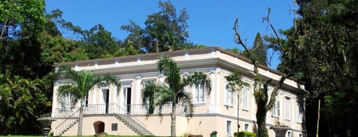 Casa do Barão de Mauá is one of Turistando.