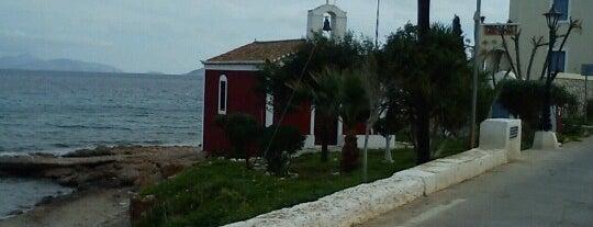 Λύκειο Σπετσών is one of Spetses Island.