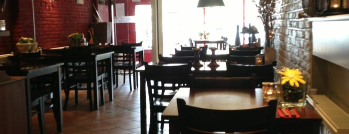 Ristorante Pizzeria Da Constantino is one of Tempat yang Disimpan N..