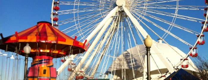 Navy Pier is one of Chicago 2011.