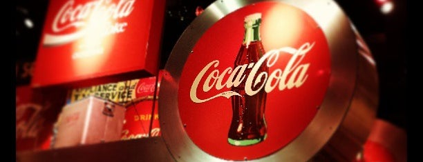World of Coca-Cola is one of Things To Do: ASAE 2013.