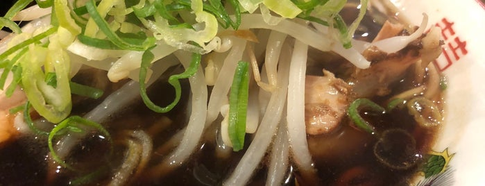 新福菜館 is one of Hideさんの保存済みスポット.