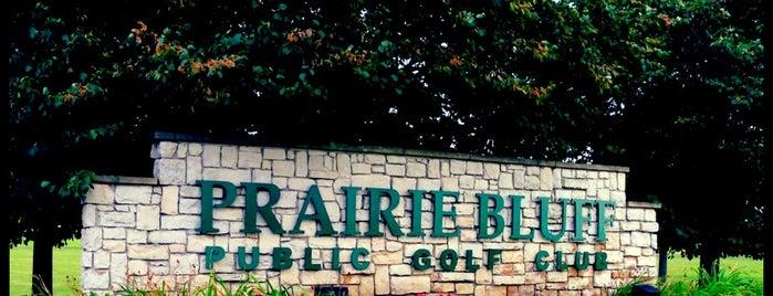 Prairie Bluff Golf Course is one of Posti che sono piaciuti a Mirko.