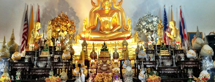 Wat Buddharangsi is one of Chill & Cool Spots.