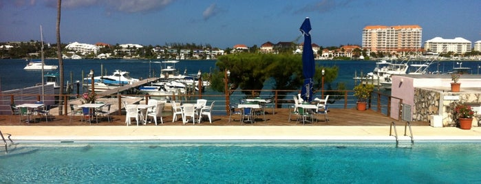 Nassau Yacht Club is one of Bahamas Trip.