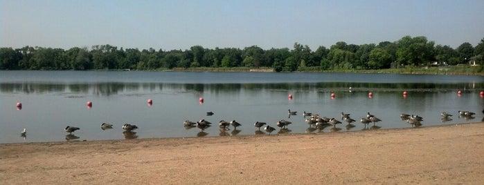 Lake Hiawatha is one of Around town.