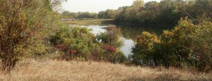 MN River NWR - Bass ponds is one of Alan'ın Beğendiği Mekanlar.