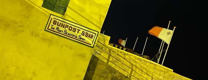 Gunpost is one of Tasting Central Europe: hottest foodie places.