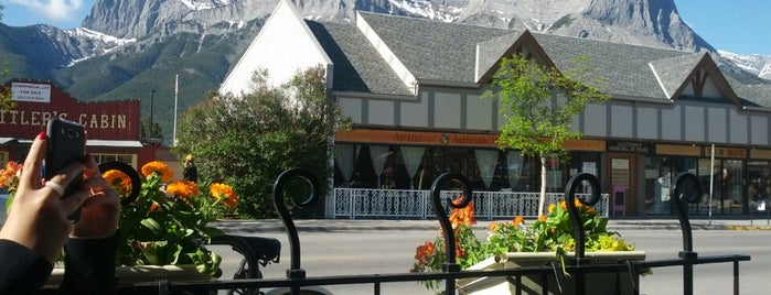 Rocky Mountain Bagel Co. is one of Jasper & Banff List.