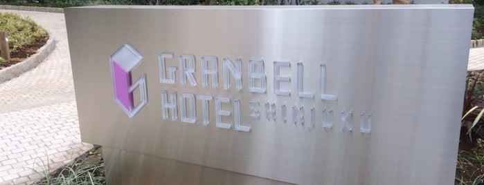 Shinjuku Granbell Hotel is one of Alexander : понравившиеся места.