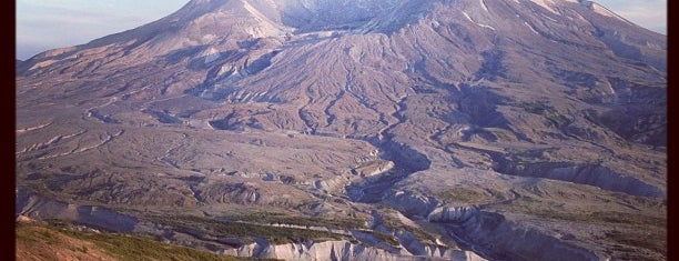 Mount St. Helens National Volcanic Monument is one of CBS Sunday Morning.