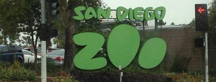 Zoo de San Diego is one of San Diego.