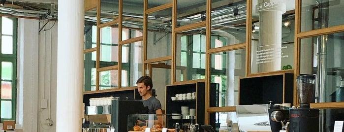 Bonanza Roastery is one of Must Do Berlin.
