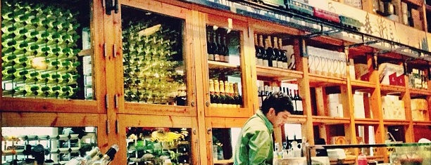 Cuines de Santa Caterina is one of Restaurants BCN.