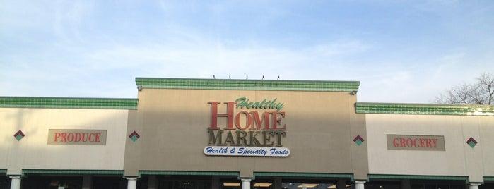 Healthy Home Market is one of Posti che sono piaciuti a Amelia.