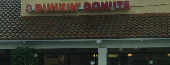 Dunkin' is one of May.2016.