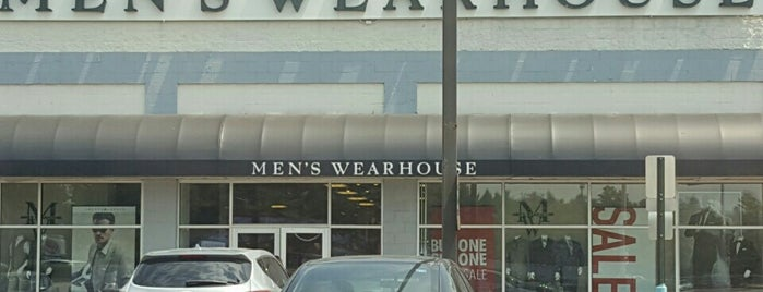 Men's Wearhouse is one of Lieux qui ont plu à Alan-Arthur.