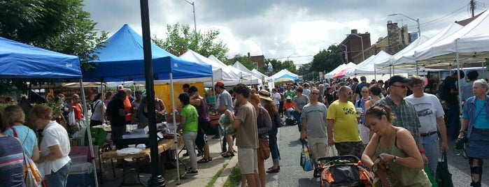 32nd Street Farmer's Market is one of Baltimore.