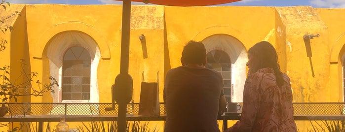 Inside Cafe is one of San Miguel de Allende.