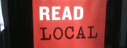 Prince Books is one of Orte, die Bradford gefallen.