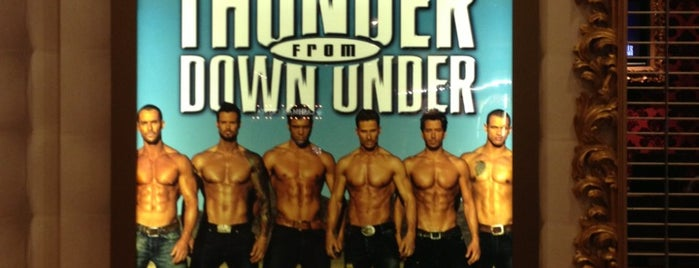 Thunder From Down Under is one of Lugares favoritos de ConBon.