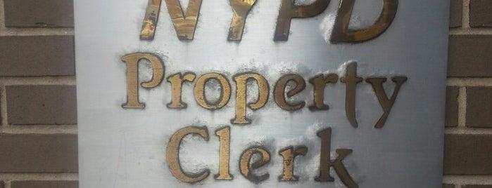 NYPD - 84th Precinct is one of Lugares favoritos de Patrick.