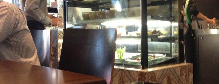 EST Espresso & Kitchen is one of Gespeicherte Orte von Simon.