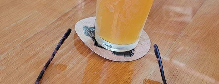 The Mitten Brewing Company is one of Michigan breweries.