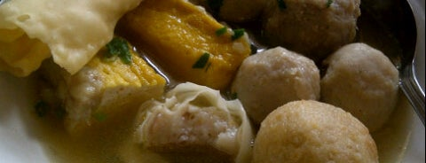 Baso Malang Enggal is one of Via's.