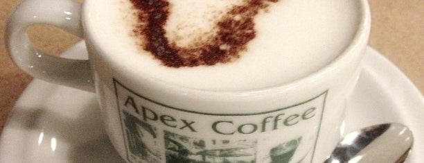 Apex Coffee is one of Makan @ Utara #7.