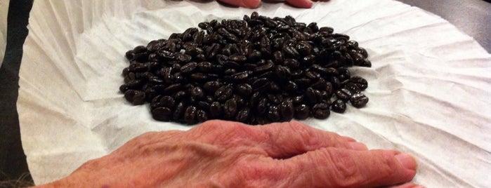 Roasted Coffee Bean is one of Lugares guardados de kazahel.