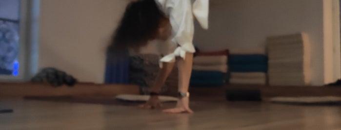 Retunsky Yoga Studio is one of Moscow.