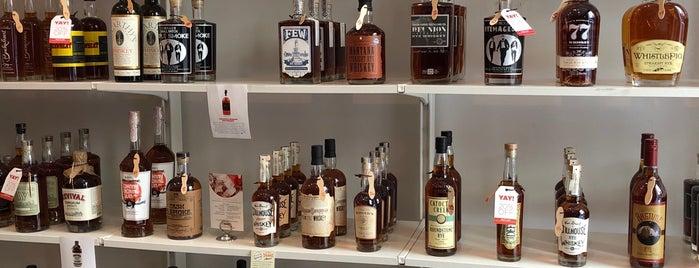 Mouth Indie Spirits + Wine Gallery is one of my hood.
